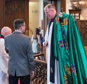 25th Anniversary of Fr. David Andrews' Ordination