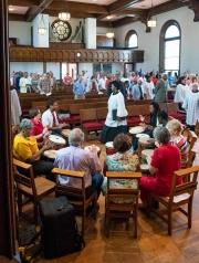 Pentecost 2019 at SsAM