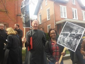SsAM, Wilmington, Delaware, Urban Stations of the Cross, Good Friday, Diversity, Episcopal