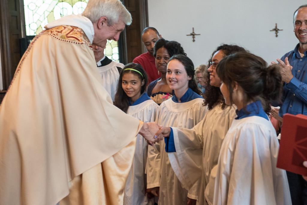 SsAM, Episcopal Church, Treble Choir, Music, Wilmington, Delaware, Diversity