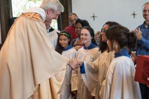 SsAM, Treble Choir, St. Cecilia, Episcopal, Wilmington, Delaware, David Christopher, Music Director