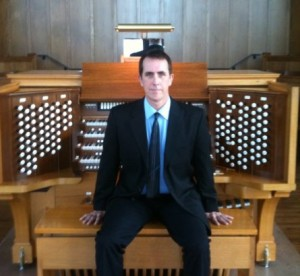 David Christopher, Organist, Director of Music, Conductor, Peabody, SsAM, Wilmington, Delaware, Episcopal Church
