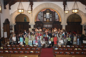 SsAM, Episcopal Church, Wilmington, Delaware, Diveristy, Congregation