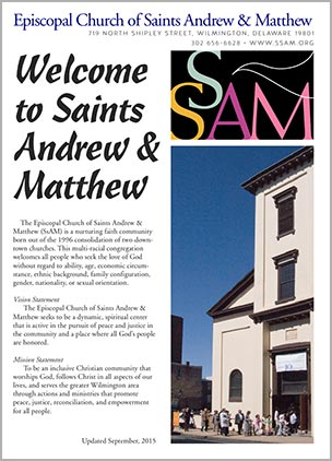 SsAM Welcome Booklet