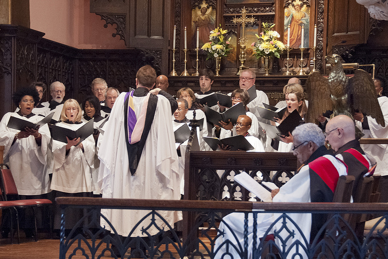 SsAM, Adult Choir, David Christopher, Organist, Director of Music, Episcopal, Wilmington, Delaware, Diversity, Choral