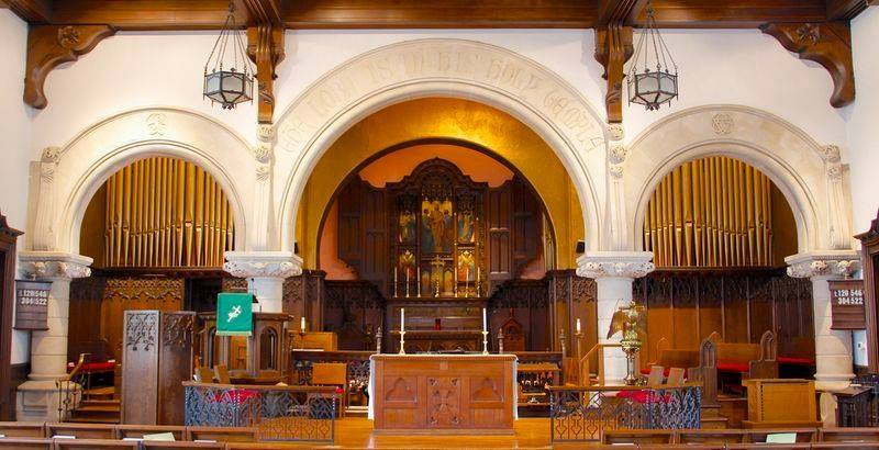SsAM, Organ, Katherine Esterly, Quimby Pipe Organs, Wilmington, Delaware, Episcopal, Church, Diversity, Music