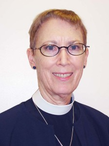 The Rev. Emily Gibson