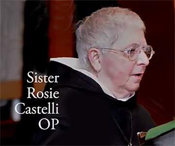 sister rosie castelli OP, october 2016