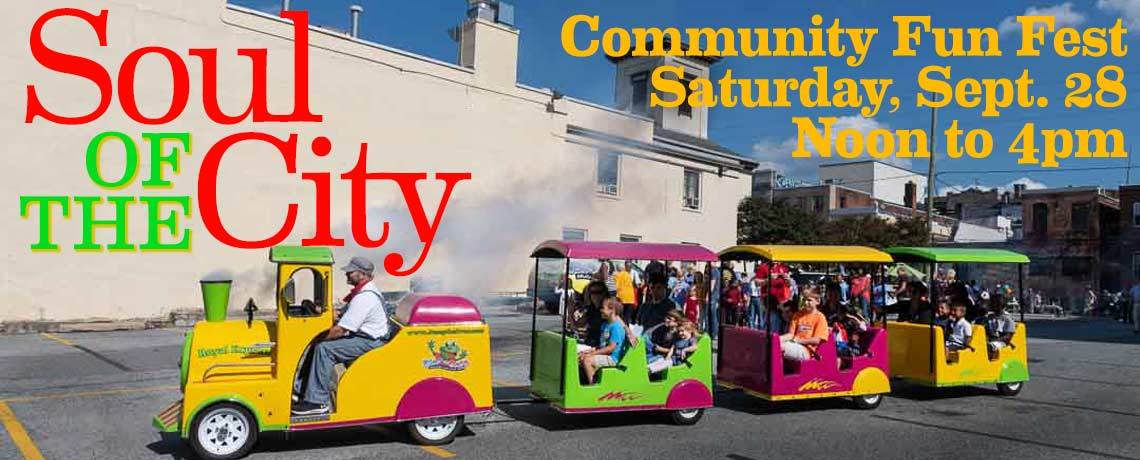 Soul of the City Community Fun Fest