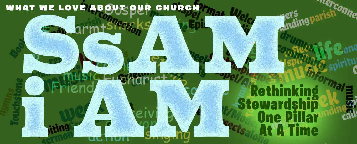 SsAM i AM – Rethinking Stewardship One Pillar At A Time