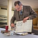 Rabbi-in-Residence Douglas Krantz shows us The Big Reading.