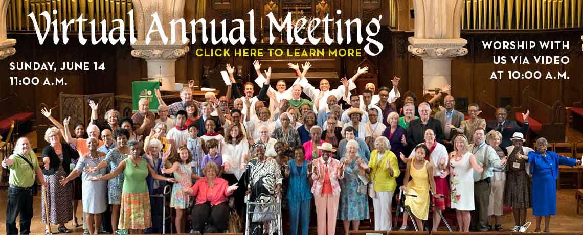 Virtual Annual Meeting, 14 June 2020