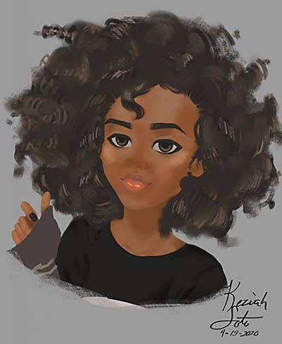 Keziah Soto Art 2020