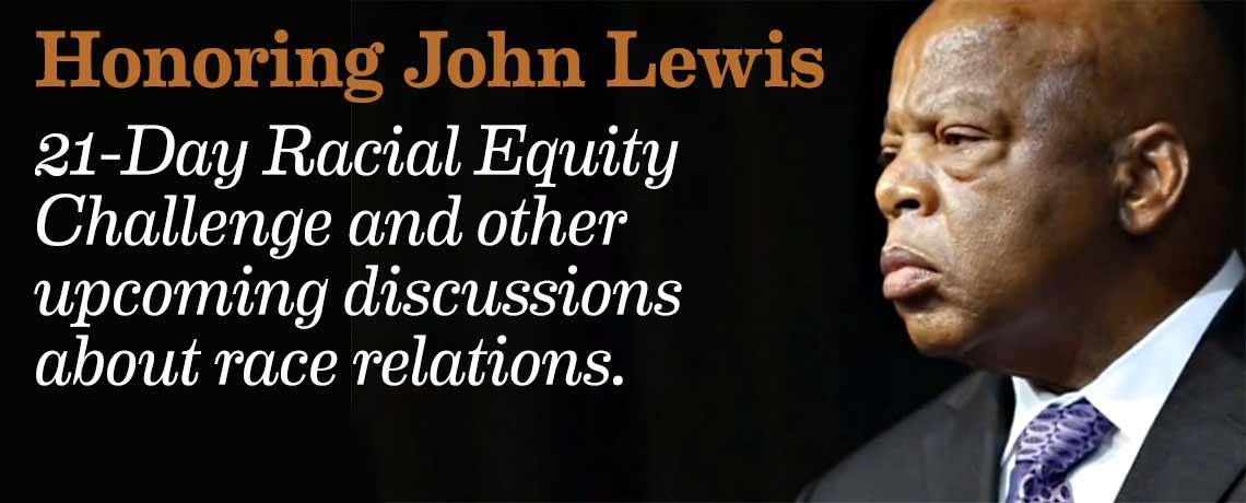 The Episcopal Church in Delaware honors John Lewis