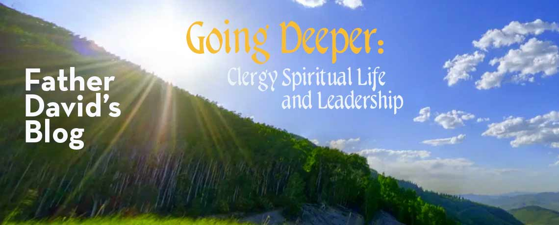 Going Deeper: Clergy Spiritual Life and Leadership