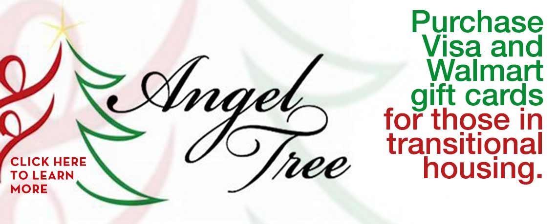Angel Tree Gift Giving Christmas 2020