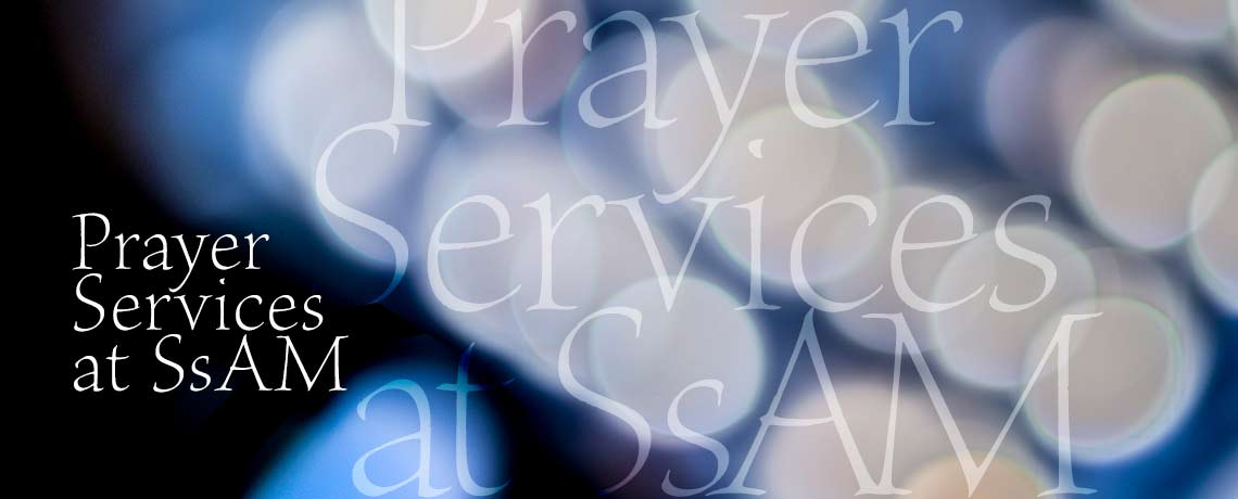 Prayer Services at Saints Andrew and Matthew (SsAM), Wilmington, Delaware