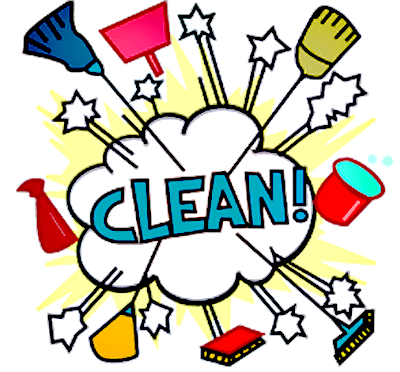 Clean It Up!
