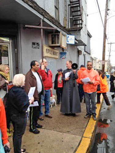 Urban Stations of the Cross