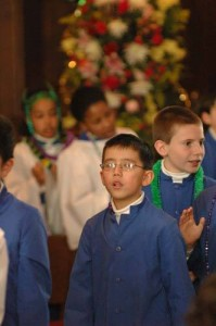 SsAM Treble Choir