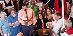 Carla's Baptism