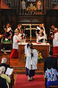 SsAM, Episcopal, Wilmington, Delaware, Liturgy, Diversity