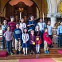 Singers from the Children's Chapel, Episcopal Church of Saints Andrew & Matthew, Wilmington, Delaware