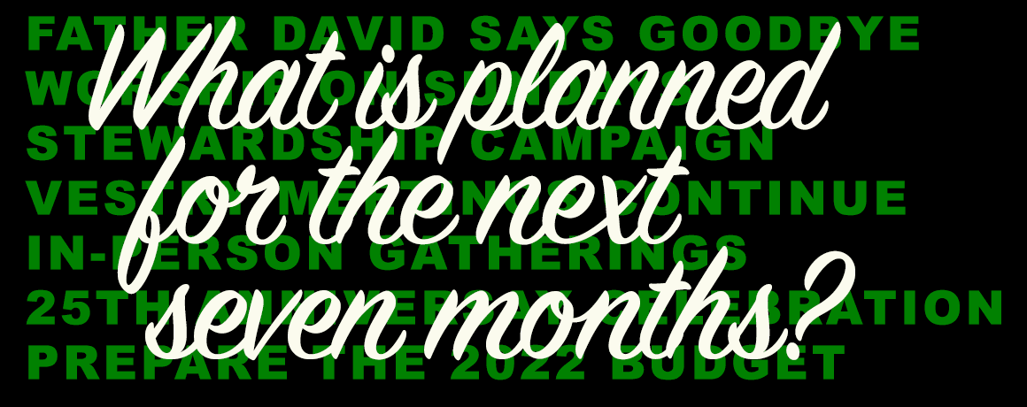 What is planned for the next seven months at SsAM?
