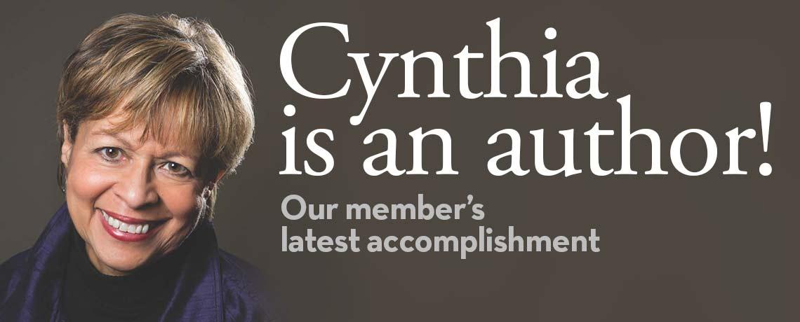 Cynthia Primo Martin, author