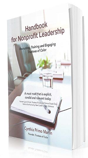 Handbook for Nonprofit Leadership