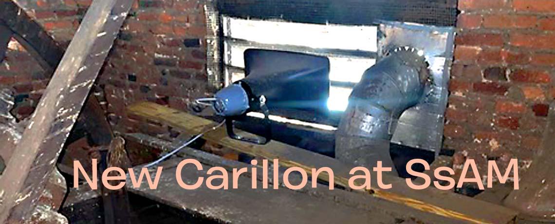 New Carillon at SsAM