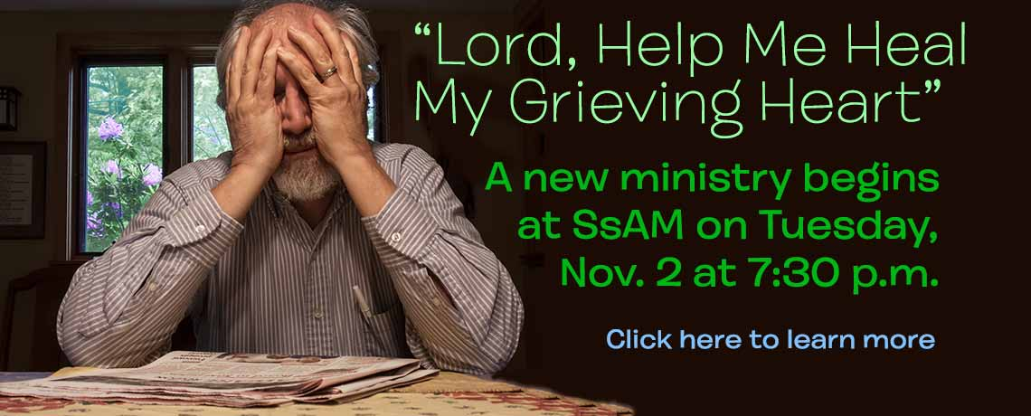 Healing Grief Ministry
