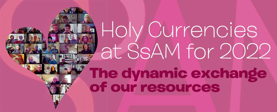 Holy Currencies at SsAM