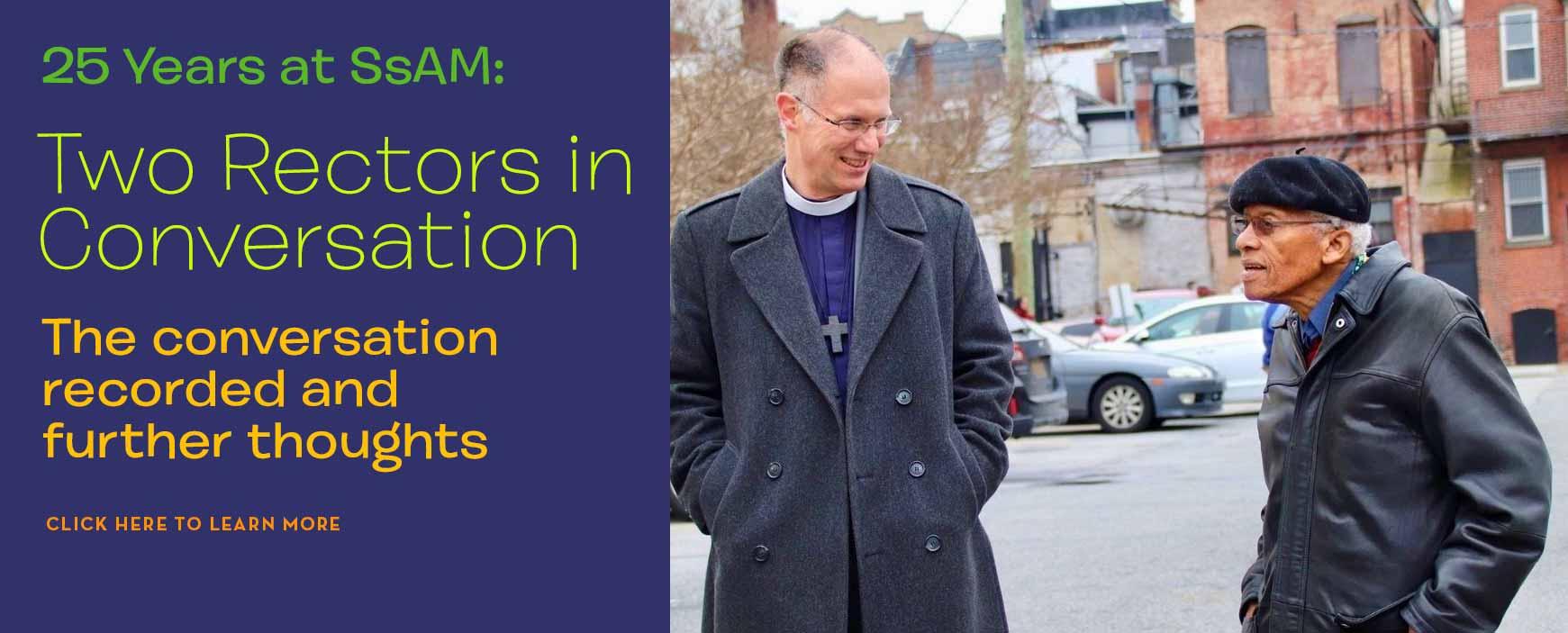 Rectors In Conversation, Sunday, October 24, 2021